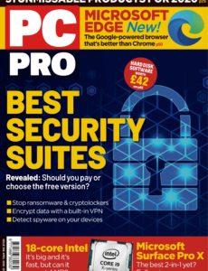 PC Pro – April 2020