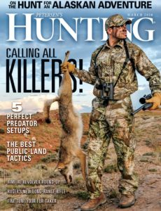 Petersen's Hunting – March 2020
