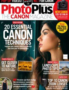 PhotoPlus The Canon Magazine – March 2020
