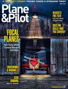 Plane & Pilot – April 2020