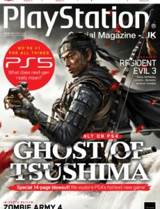 PlayStation Official Magazine UK – March 2020