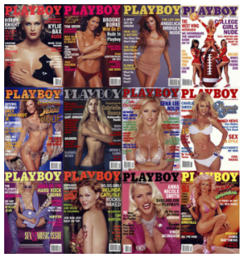 Playboy USA – 2001 Full Year Issues Collection