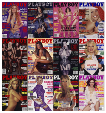 Playboy USA – 2002 Full Year Issues Collection