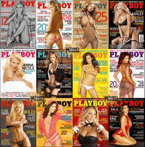 Playboy USA – 2007 Full Year Issues Collection