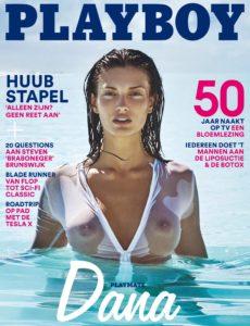 Playboy Netherlands – Octubre 2017