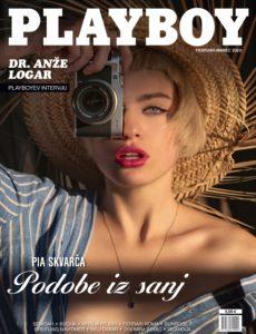 Playboy Slovenia – Februar-Marec 2020