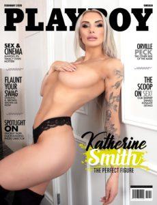 Playboy Sweden – February 2020