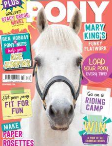 Pony Magazine – Issue 862 – Spring 2020