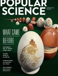 Popular Science USA – Spring 2020