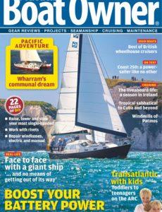 Practical Boat Owner – April 2020