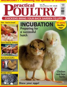 Practical Poultry – Issue 180 – January-February 2020