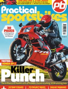 Practical Sportsbikes – March 2020