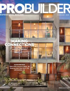Professional Builder – February 2020