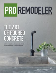 Professional Remodeler – February 2020