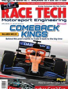 Race Tech – April 2020