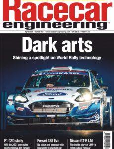 Racecar Engineering – April 2020