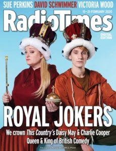 Radio Times – 15 February 2020