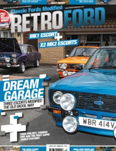 Retro Ford – Issue 168 – March 2020