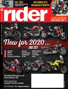Rider Magazine – January 2020