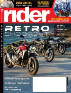 Rider Magazine – March 2020
