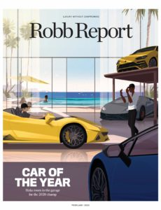Robb Report USA – February 2020