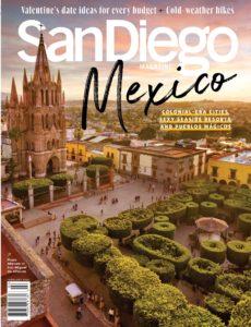 San Diego Magazine – February 2020