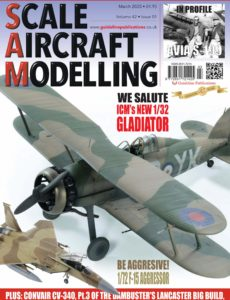 Scale Aircraft Modelling – March 2020