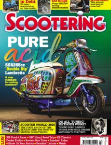 Scootering – March 2020