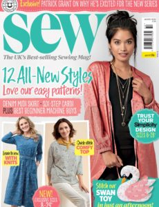 Sew – Issue 132 – January 2020