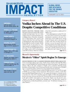Shanken's Impact Newsletter – February 01, 2020