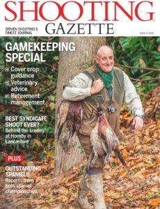 Shooting Gazette – March 2020