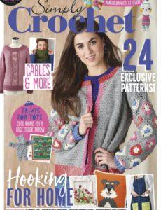 Simply Crochet – August 2020
