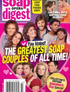 Soap Opera Digest – February 17, 2020