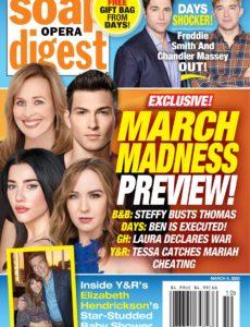 Soap Opera Digest – March 09, 2020