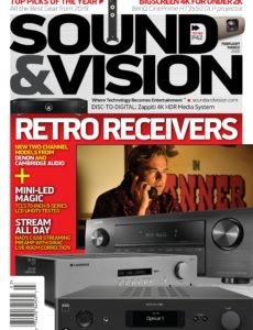 Sound & Vision – February-March 2020
