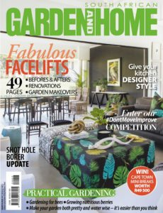 South African Garden and Home – March 2020
