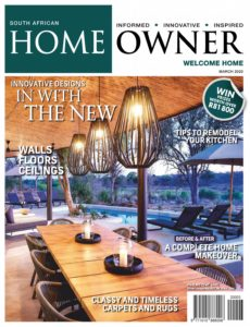 South African Home Owner – March 2020