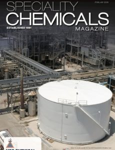 Speciality Chemicals Magazine – February 2020
