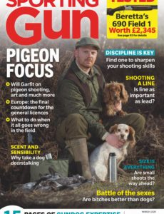 Sporting Gun UK – March 2020