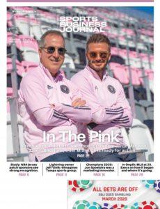 SportsBusiness Journal – 24 February 2020