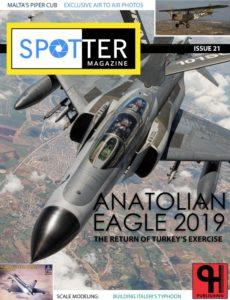 Spotter Magazine – Issue 21 2020