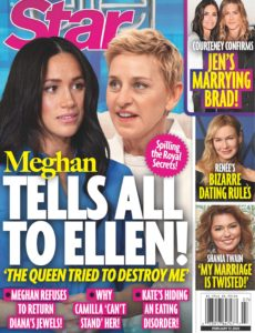 Star Magazine USA – February 17, 2020