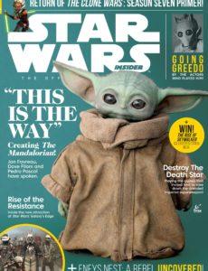 Star Wars Insider – Issue 195 – March 2020