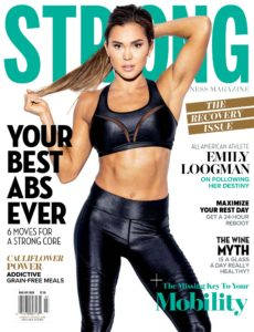 Strong Fitness – March-April 2020