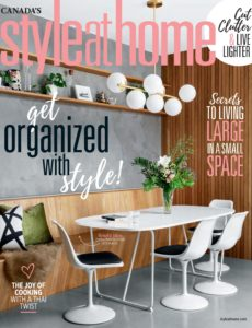 Style at Home Canada – March 2020