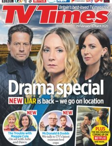 TV Times – 29 February 2020