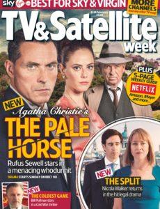 TV & Satellite Week – 08 February 2020
