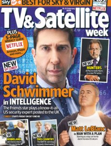 TV & Satellite Week – 15 February 2020