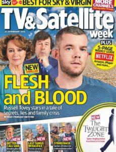 TV & Satellite Week – 22 February 2020