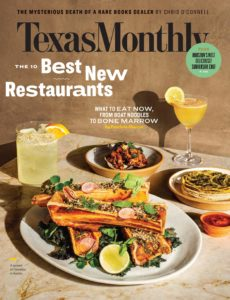 Texas Monthly – March 2020